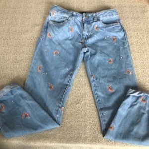 Gap Size 8 Regular Girlfriend Jeans